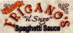 """Fricano's """"il Sugo"""" brand Spaghetti Sauce"""